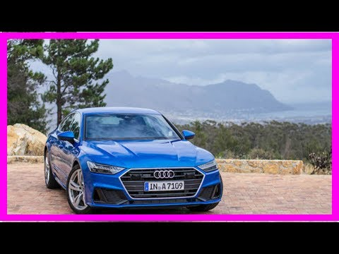 First drive: Audi A7 - AOL UK Cars By J.News