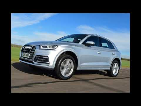 Quick twin test Audi Q5 vs Mercedes GLC