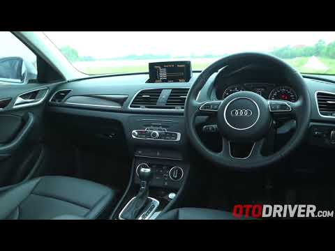 Review and Test Drive Audi Q3