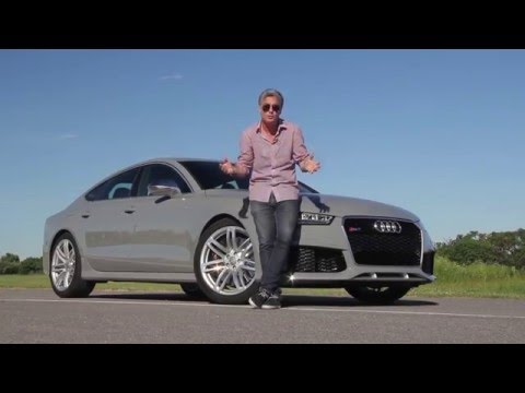 TN Autos Programa 73 | Test Drive Audi RS7