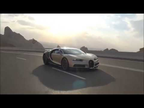 Unwrapping a NEW Bugatti Chiron - The First Customer Car in North America