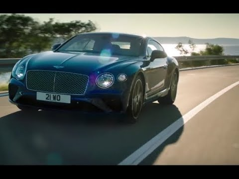 2018 Road Test Bentley Continental GT Powerful And Luxury Car
