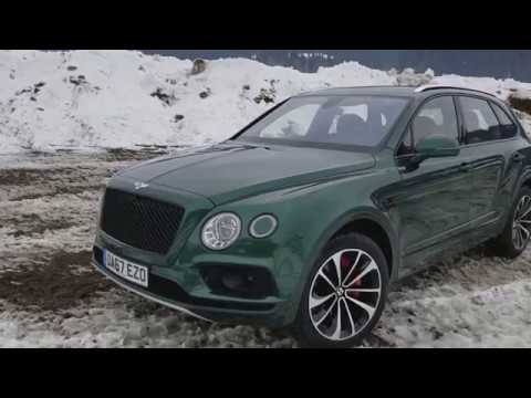 2019 Bentley Bentayga Exterior Walkaround, Drive Modes, V8 Engine, Front Seats and Rear Seats