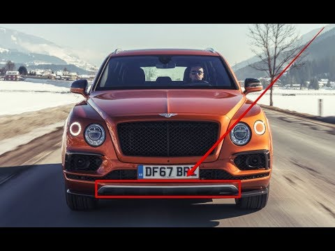 AMAZING!! 2019 Bentley Bentayga V8 First Drive Review, Losing Cylinders But Not Much Else