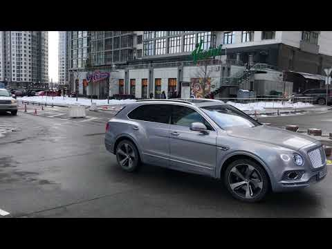 Bentley Bentayga in Kiev