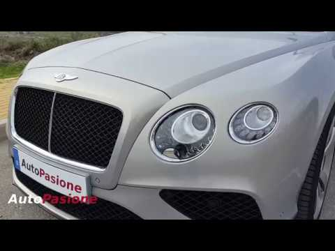 Bentley Continental Convertible V8 S en Autopasione.com