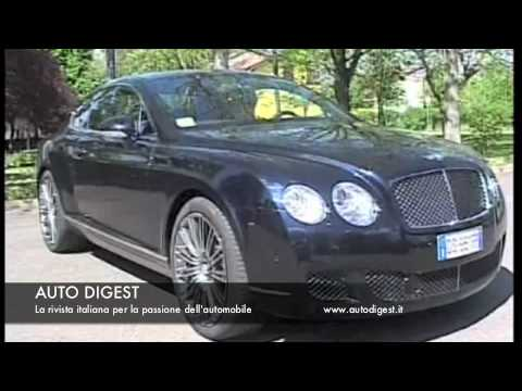 Bentley Continental GT Speed : Test Drive
