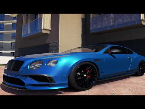 Forza Horizon 3 - #26 Bentley Continental SuperSports