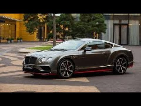 New 2018  Bentley Continental Supersports 700HP