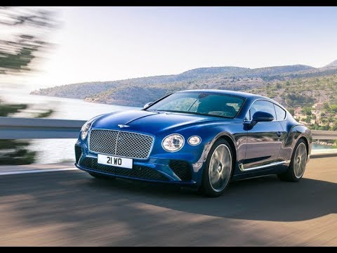Powerful Performance Test Bentley Continental GT 2018