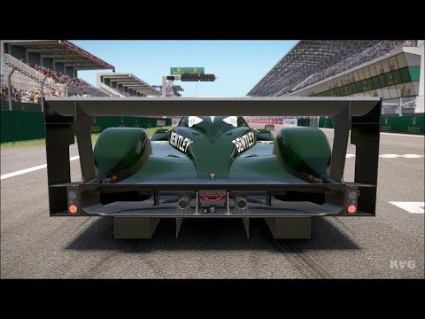 Project CARS 2 - Bentley Speed 8 2003 - Test Drive Gameplay (HD) [1080p60FPS]