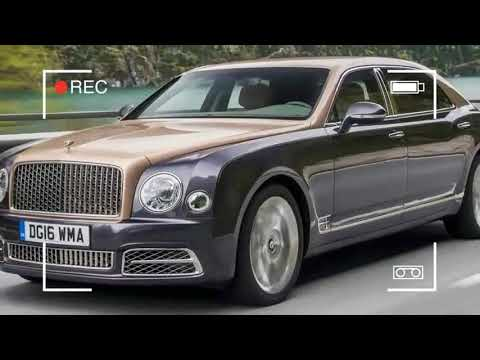 The Best!! New 2018 bentley Mulsanne Review