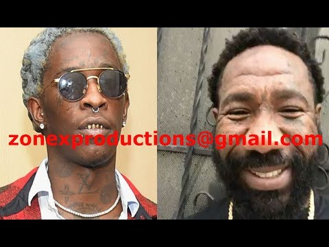 Young Thug Responds to Boskoe100 calling him Gay for NBA YoungBoy &Lil Durk