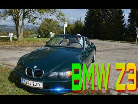 BMW Z3 Roadster : Drive BMW  Z3 while enjoying the beauty of nature.