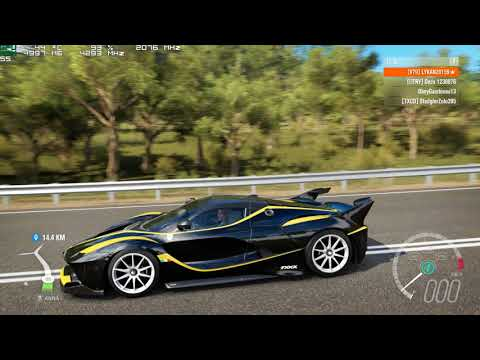 Drive BMW i8 and Ferrari Fxx k