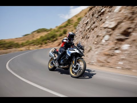 Engine Performance Test BMW F850GS 2018