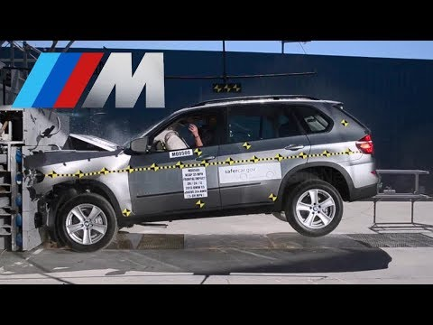 Extrime crash test BMW E34, E39, E46, X5M