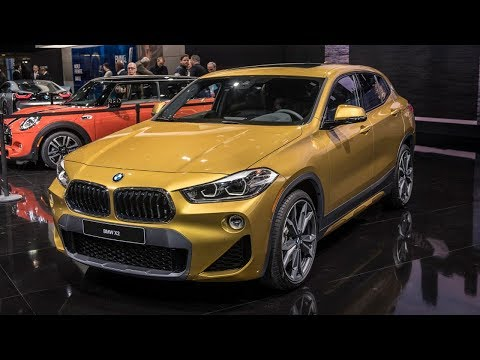 Front-wheel drive BMW X2 crossover coming this spring