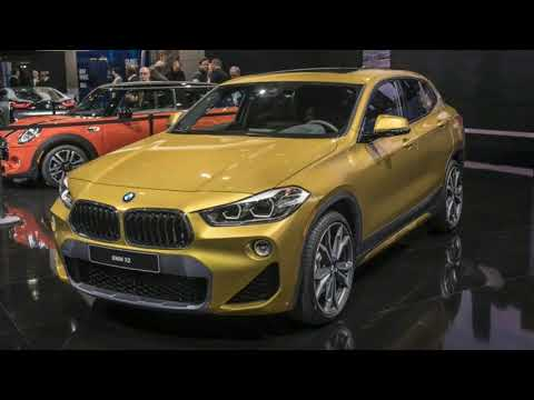 Front wheel drive BMW X2 crossover coming this spring
