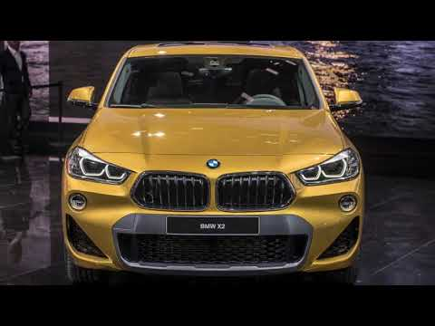 [Hot News] Front wheel drive BMW X2 crossover coming this spring