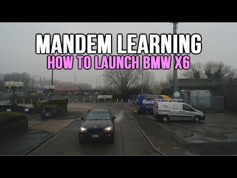Mandem Learning How To Launch/Drive BMW X6/ Testing DJI Phantom 4 (First Vlog!)