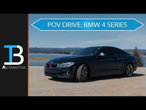 POV Drive: BMW 4 Series - Backroad POV Drive in the BMW 428i
