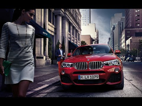 Test drive: BMW X4 marries car