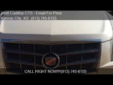 2008 Cadillac CTS 3.6L DI AWD 4dr Sedan for sale in Kansas C