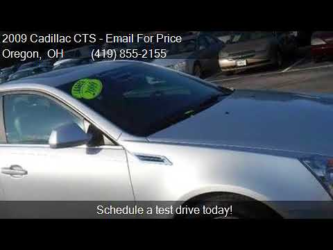 2009 Cadillac CTS 3.6L V6 AWD 4dr Sedan w/ 1SA for sale in O