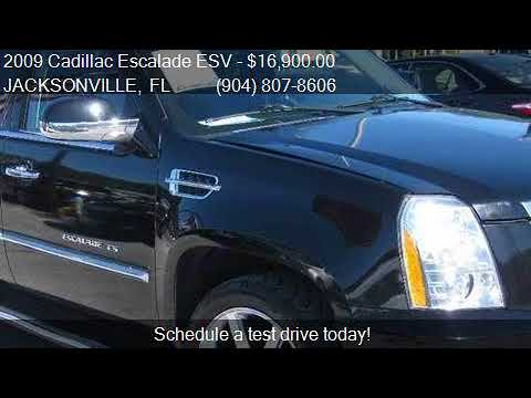 2009 Cadillac Escalade ESV Base AWD 4dr SUV for sale in JACK