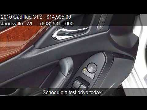 2010 Cadillac CTS 3.0L V6 Luxury AWD 4dr Sedan for sale in J