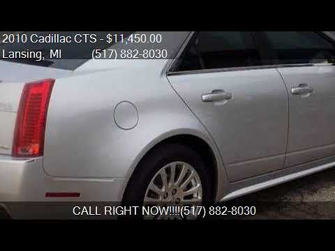 2010 Cadillac CTS 3.6L V6 Performance AWD 4dr Sedan for sale