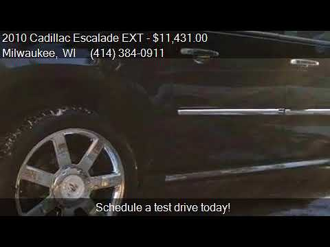 2010 Cadillac Escalade EXT Premium AWD 4dr Pickup for sale i