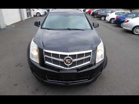 2010 Cadillac SRX Luxury Collection, PANROOF, SILVER CERTIFIED for sale in Burlington, NJ