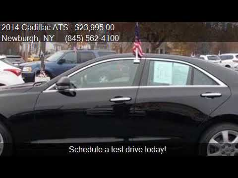 2014 Cadillac ATS 2.0T Performance AWD 4dr Sedan for sale in