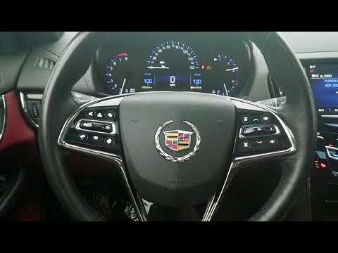 2014 CADILLAC ATS 2.5L Luxury in Yelm, WA 98597