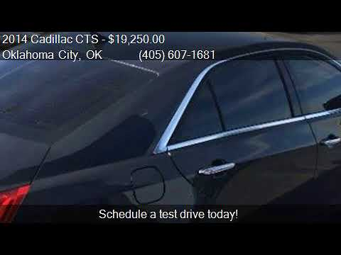 2014 Cadillac CTS 2.0T Luxury Collection AWD 4dr Sedan for s