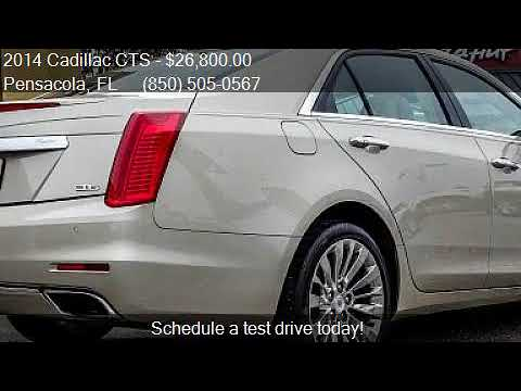 2014 Cadillac CTS 3.6L Luxury Collection AWD 4dr Sedan for s