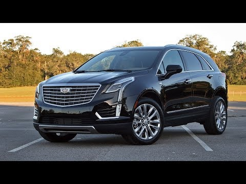 2017 Cadillac XT5: An Overview