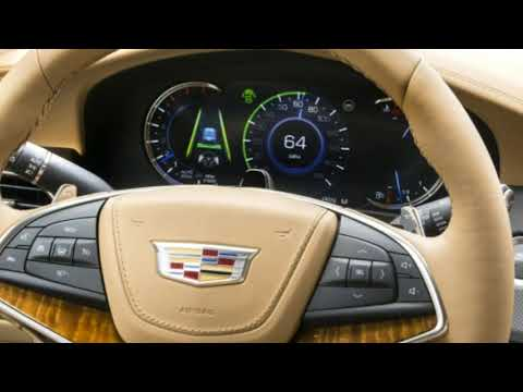 2018 Cadillac CT6 First Drive and Review