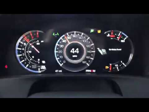 2018 Cadillac CT6 Platinum 0-60 acceleration