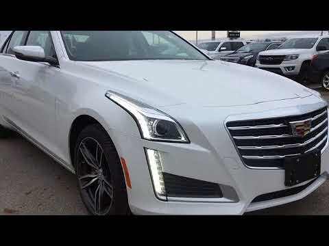 2018 Cadillac CTS 3.6L Luxury in Pickering, ON L1V 1A9