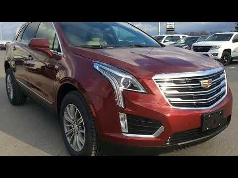 2018 Cadillac XT5 Luxury in Pickering, ON L1V 1A9