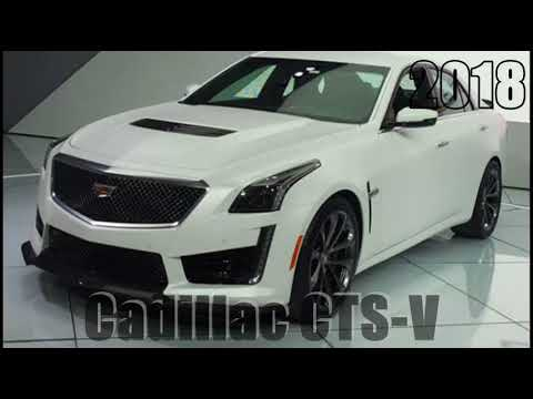 2019 Cadillac CTS-V Model_New Concept And Performance