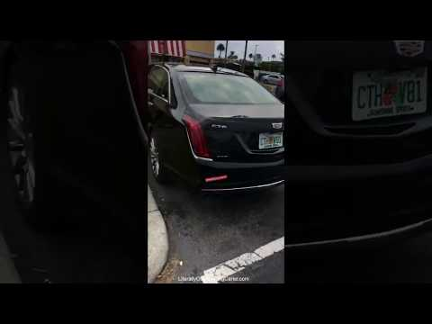 Cadillac CT6 special feature