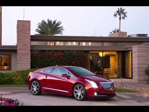 Real World Test Drive Cadillac ELR 2014