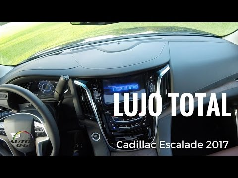 Test Drive Cadillac Escalade Premium Luxury 2017 en Miami