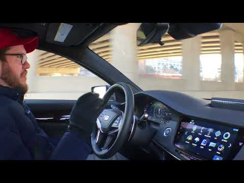 Testing the 2018 Cadillac CT6 Super Cruise | Autoblog Short Cuts