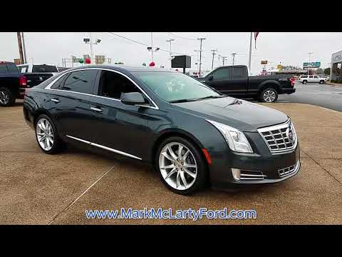 USED 2013 CADILLAC XTS 4DR SDN PREMIUM FWD at McLarty Ford Used #D9196539