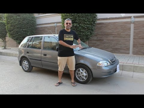 Official Review - ECarPak - Suzuki Cultus 2013 - The Skeleton Of 80s